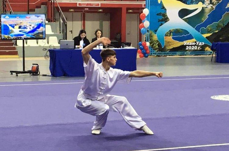 Три медали завоевал приморец на онлайн-чемпионате Европы по ушу