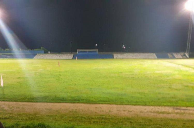 Стадион «Восток» в Арсеньеве модернизировали по нацпроекту