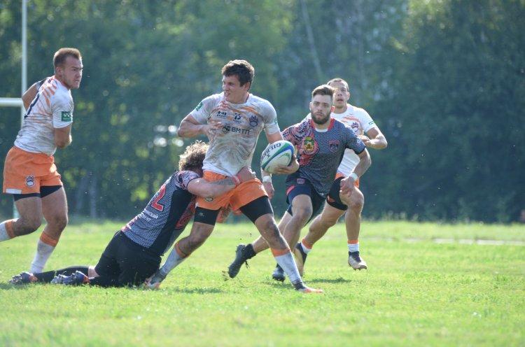 «Владивостокские тигры» выиграли третью игру подряд