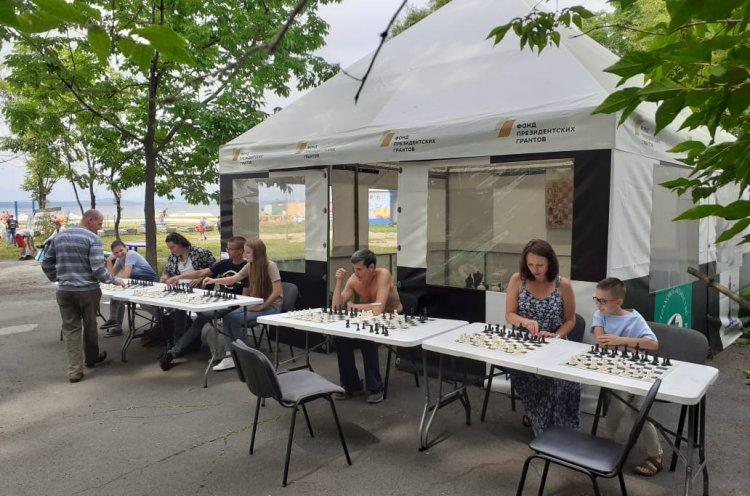 Шахматный турнир под открытым небом пройдет во Владивостоке