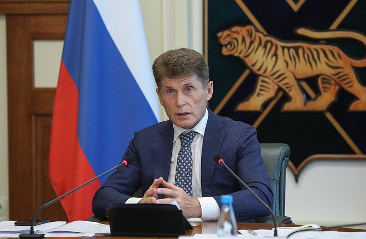 Олег Кожемяко предложил предусмотреть развитие региональной сети врачебно-физкультурных диспансеров в России