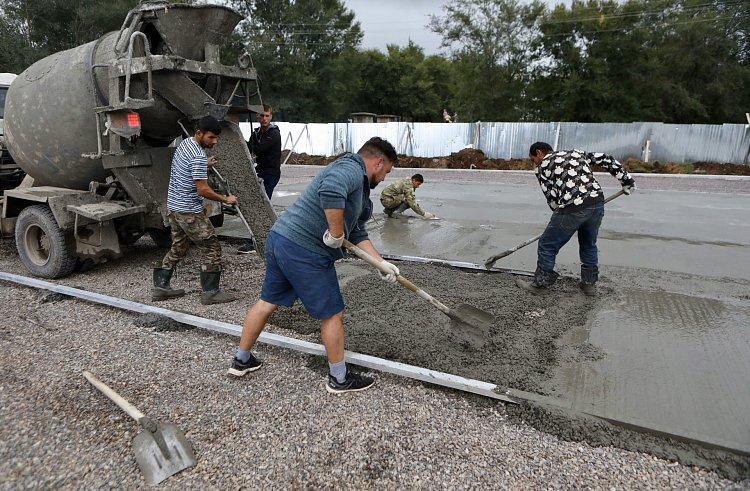 Олег Кожемяко поручил ускорить строительство стадиона в Арсеньеве по нацпроекту