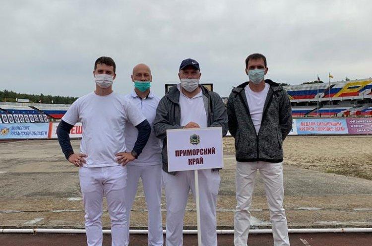 Приморские лучники выступили на чемпионате России
