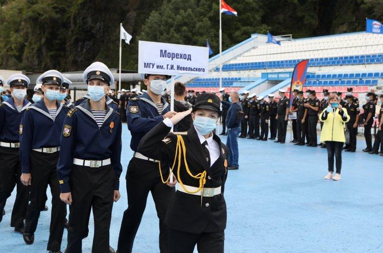 Олег Кожемяко открыл фестиваль «Сила Победы» в Приморье