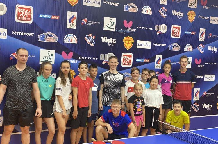 Юные уссурийцы могут записаться в секцию по настольному теннису