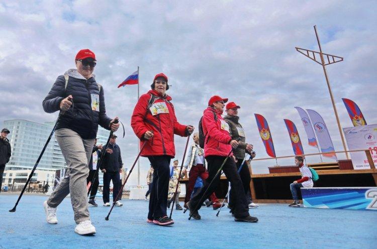 Всероссийский день ходьбы пройдет в Приморье