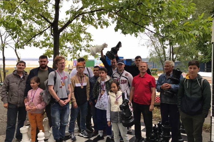 Турнир по быстрым шахматам прошел во Владивостоке