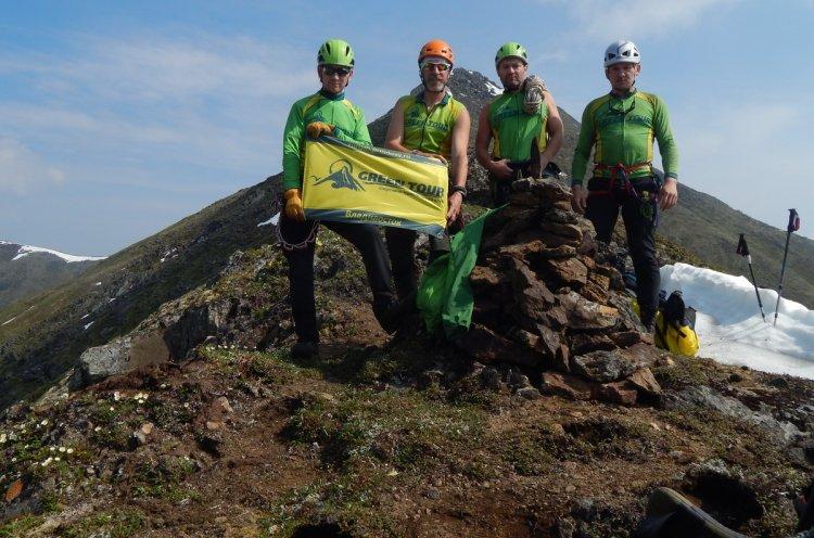 Более 300 километров по дикой тайге преодолела сборная Приморья по спортивному туризму