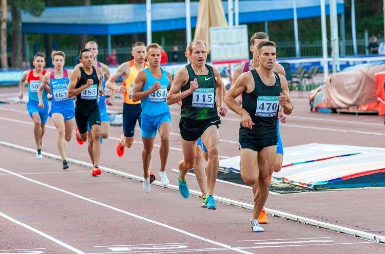 Приморские легкоатлеты стали финалистами чемпионата России