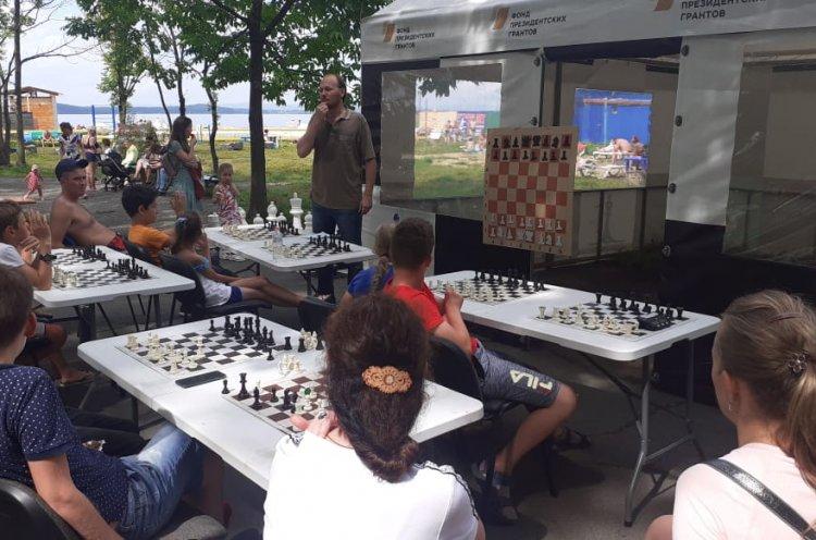 В парке имени Сергея Лазо во Владивостоке пройдет сеанс одновременной игры в шахматы