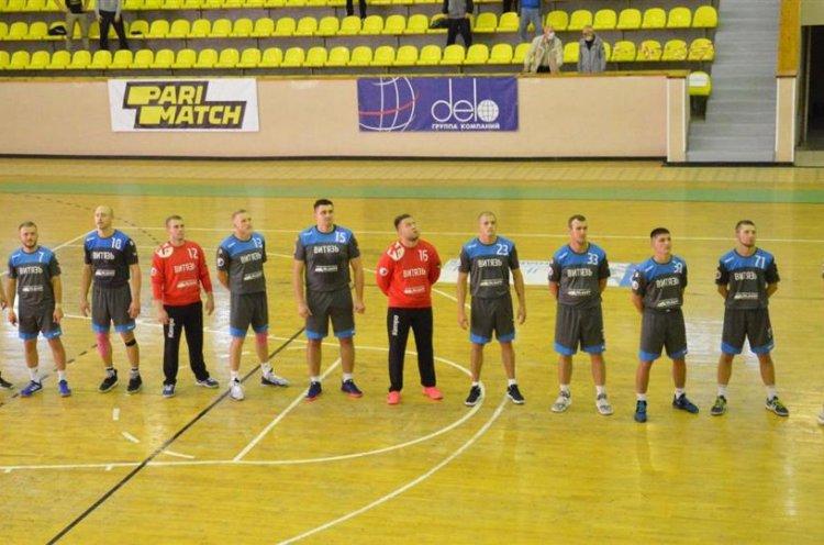 «Витязь» из Владивостока провел первый матч в Кубке России по гандболу