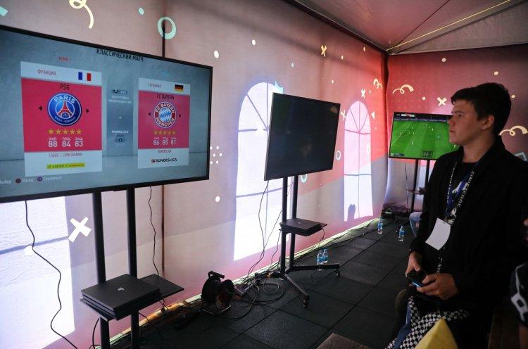 Фестиваль компьютерного спорта прошел во Владивостоке