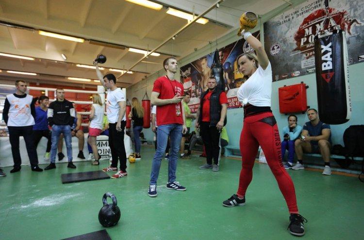 Приморье передаст эстафету флага корпоративного спорта Новосибирску