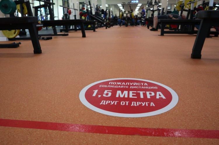 Фитнес-клубы Приморья проверили на соблюдение мер санитарной защиты