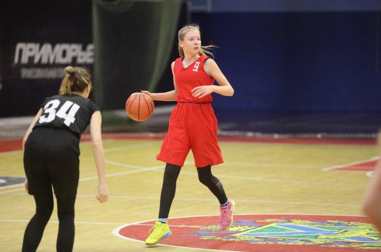 Спортивный фестиваль «Мы - баскетбол» прошел в спорткомплексе «Олимпиец»