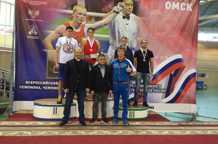 Приморский боксер стал победителем всероссийского турнира