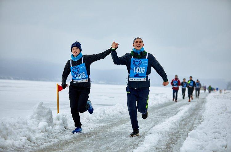 Больше тысячи бегунов выйдут на старт VI Ледового полумарафона HONOR Vladivostok Ice Run
