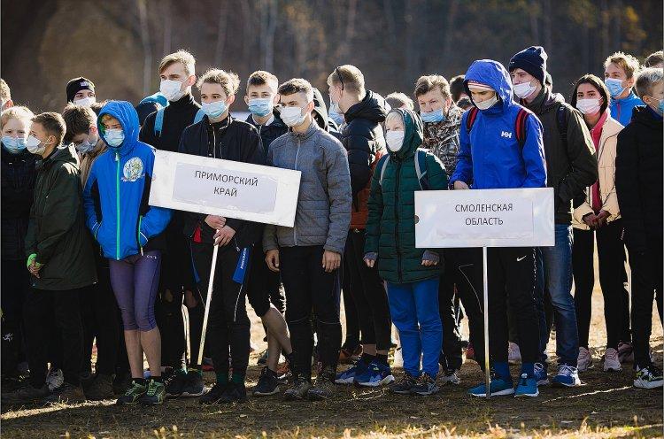 Приморские спортсмены-ориентировщики подвели итоги осеннего сезона