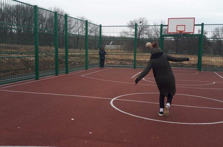 Новые спортплощадки по нацпроекту открыли в Спасском районе и Большом Камне