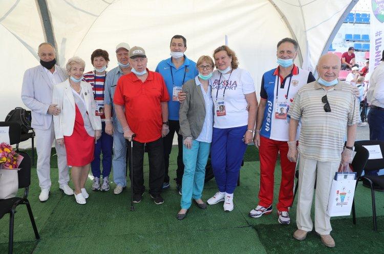 Делегация чемпионов и призеров Олимпийских игр побывает в Приморье