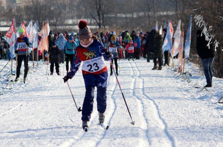 Лыжный сезон стартовал в Приморье