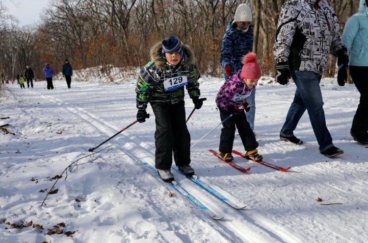 Открытие лыжного сезона состоится во Владивостоке 26 декабря