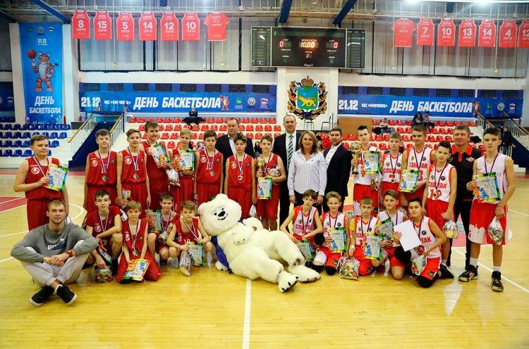 Во Владивостоке отметили международный День баскетбола