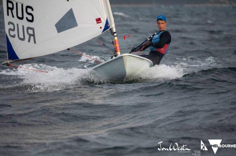 Лучшим яхтсменом России 2020 года признан спортсмен Центра спортивной подготовки Приморского края