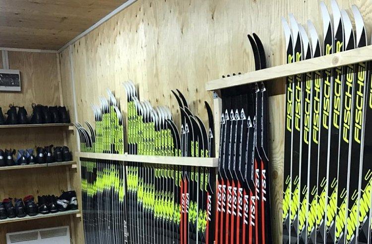 Лыжная база появится в поселке Горные ключи