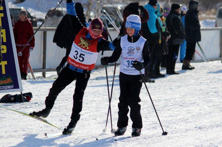 Юные приморские лыжники выступят на первенстве России