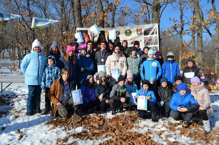 Приморские ориентировщики определили сильнейших в зимних дисциплинах