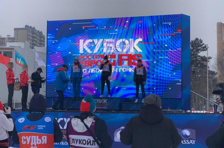 Приморская лыжница завоевала «бронзу» на международных соревнованиях