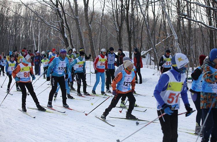 Более 200 участников собрал лыжный марафон «Сихотэ-Алинь» в Приморье