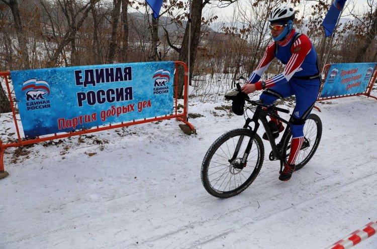 Зимний триатлон на Русском острове переносится на 27 февраля
