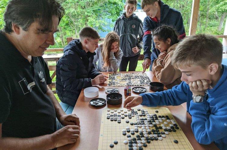 Владивосток готовится к Всемирному фестивалю по Го «Genius Extreme»