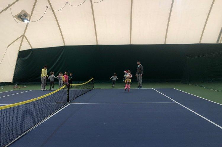 Благотворительный матч по теннису с призовым фондом в миллион рублей организуют во Владивостоке