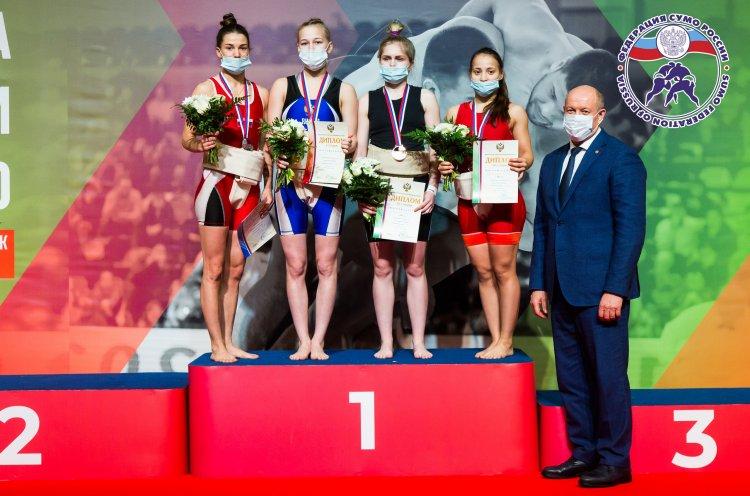 Приморские спортсменки поборются за медали чемпионата Европы по сумо