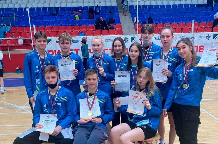 Девять золотых медалей завоевали юные бадминтонисты Приморья на всероссийском турнире