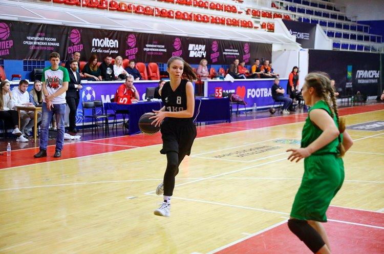 Баскетболисты Находки и Владивостока стали победителями регионального этапа лиги «Локобаскет»