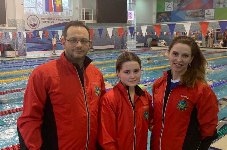 Приморская спортсменка выступит на первенстве России по плаванию среди лиц с ПОДА