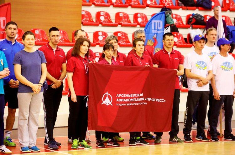 Команда завода «Прогресс» четвертый год подряд победила в краевом фестивале ГТО