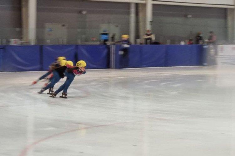 Приморские шорт-трекисты завоевали семь медалей на международных соревнованиях