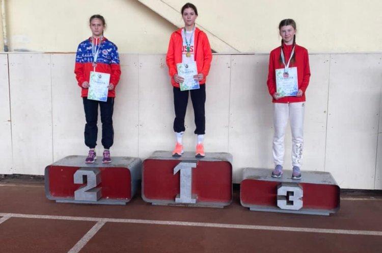 Приморские легкоатлеты выиграли 20 медалей на всероссийских соревнованиях «Старты Надежд»