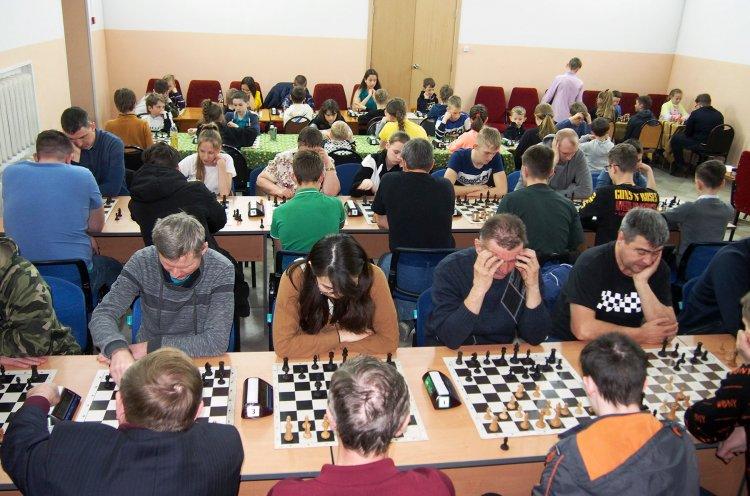 Этап Кубка Приморского края по шахматам состоялся в Анисимовке