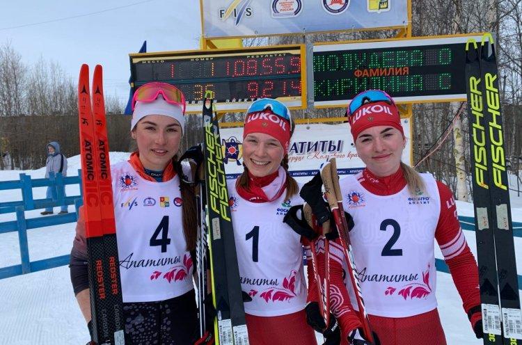 Приморские лыжники завершили зимний сезон с медалями всероссийских стартов
