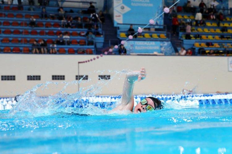 Где зажигаются звездочки: соревнования по плаванию «Золотая рыбка» прошли во Владивостоке