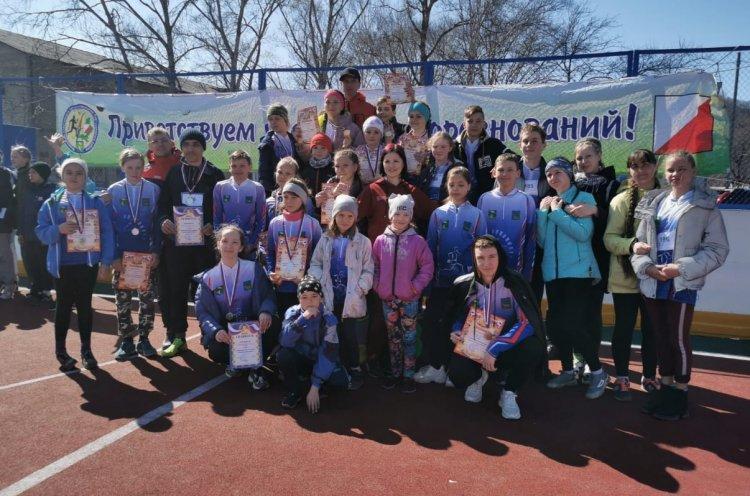 Более 500 юных приморцев приняли участие в первом этапе первенства края по спортивному ориентированию