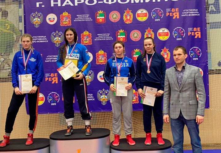 Приморские спортсменки выступят на первенстве Европы по вольной борьбе