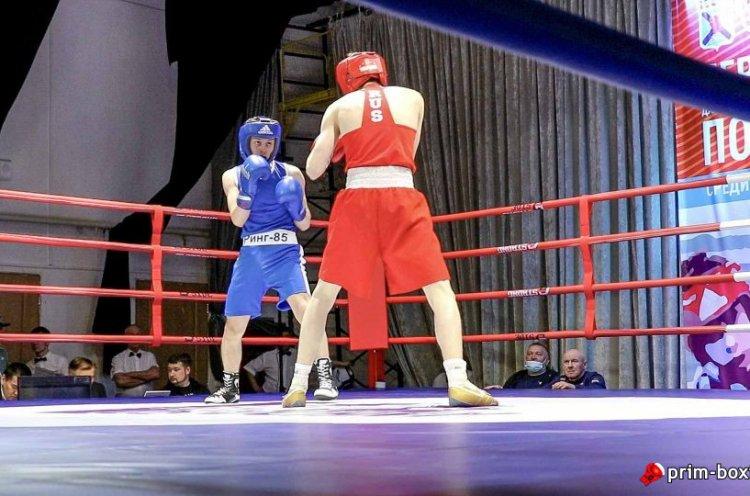 Врангель принял первенство Дальнего Востока по боксу