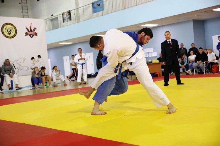 Сильнейших дзюдоистов Приморья определили на острове Русский